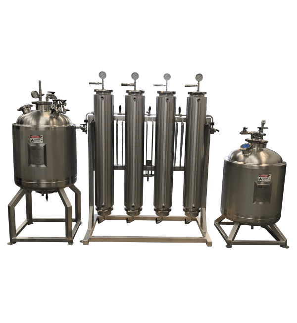 Iron Fist Extractors EX-40