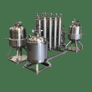 Iron Fist Extractors EX-80