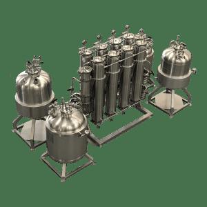 Iron Fist Extractors